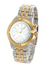 Pánské hodinky s chronografem JVD steel X 34.1+ Dárek zdarma a19d19b462a