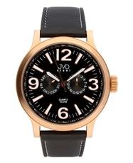Pánské hodinky JVD steel J1001.1 + Dárek zdarma 74158b958a3