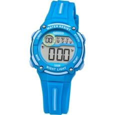 Dětské vodotěsné digitální hodinky Secco S DIP-001 ccd5b051d16