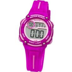Dětské vodotěsné digitální hodinky Secco S DIP-002 0b4926f6aae