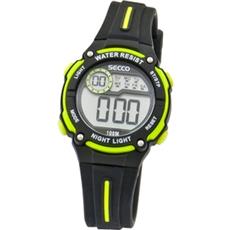 Dětské vodotěsné digitální hodinky Secco S DIP-007 cb9714ffc49