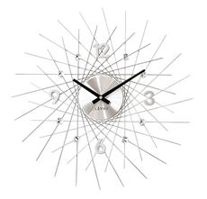 e7a3f73cfc9 Nástěnné hodiny kovové LAVVU LCT1050 + DÁREK ZDARMA