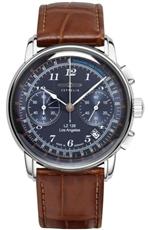 Pánské hodinky Zeppelin 7614-3 + dárek zdarma db6862be32