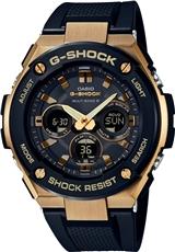 Pánské hodinky Casio G-SHOCK GST W300G-1A9 + Dárek zdarma e16d8c4386